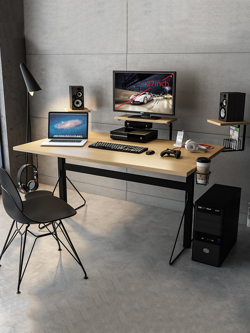 more photos c99ad 232c9 Gaming/ Working Desk XL | Jamesdar