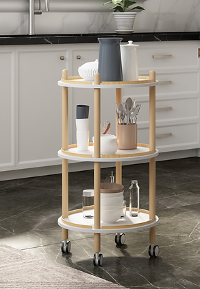 Affordable Kitchen Cart to buy. Cheap Kitchen Cart. Stylish Kitchen Cart. Jamesdar Kitchen Cart.