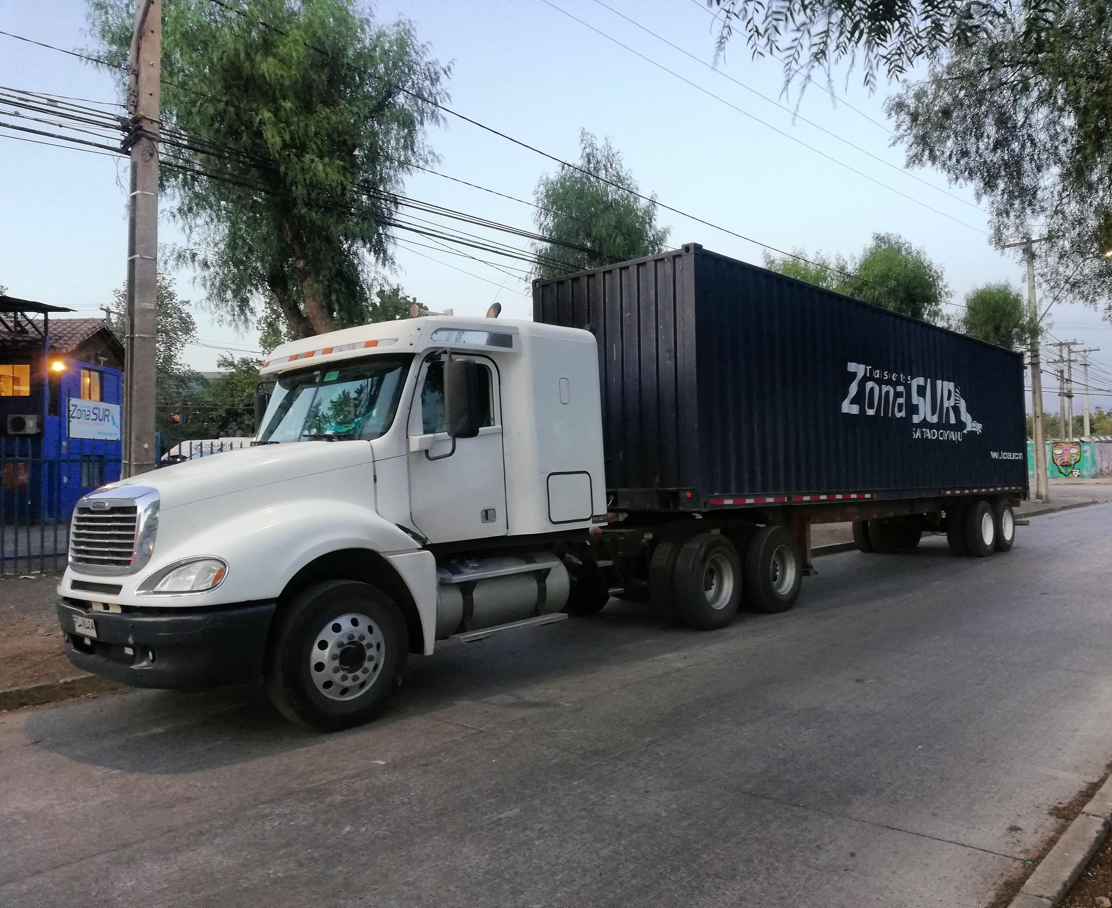 Transportes Zona Sur S.A.