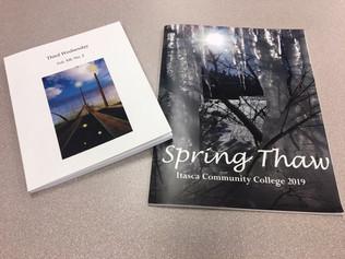 Publications - Creative Writing