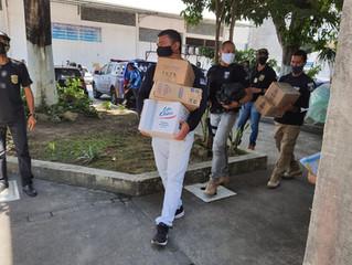 Polícia apreende R$ 2,4 milhões em operação contra receptação de carga roubada e lavagem de dinheiro