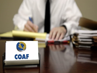 COAF quer sufocar capacidade financeira de facções do narcotráfico