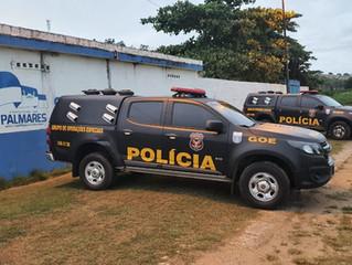 Operação da Polícia Civil investiga esquema de corrupção na prefeitura de Palmares PE