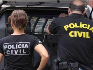 Operação 'Maquinista' busca suspeitos de tráfico de drogas e lavagem de dinheiro, em Palmare