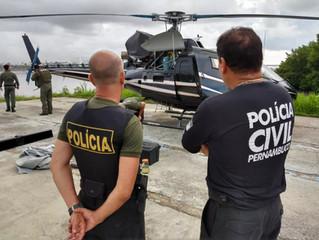 Polícia apreende Iate, Helicópteros e Ferrari em nova fase de operação Mar Aberto