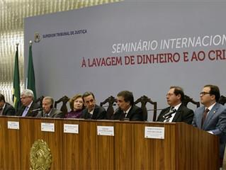 Presidente da OAB afirma que repressão a Lavagem de Dinheiro é fundamental ao país