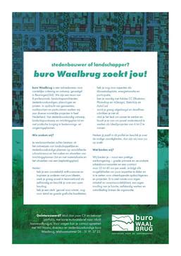 Buro Waalbrug landschapper
