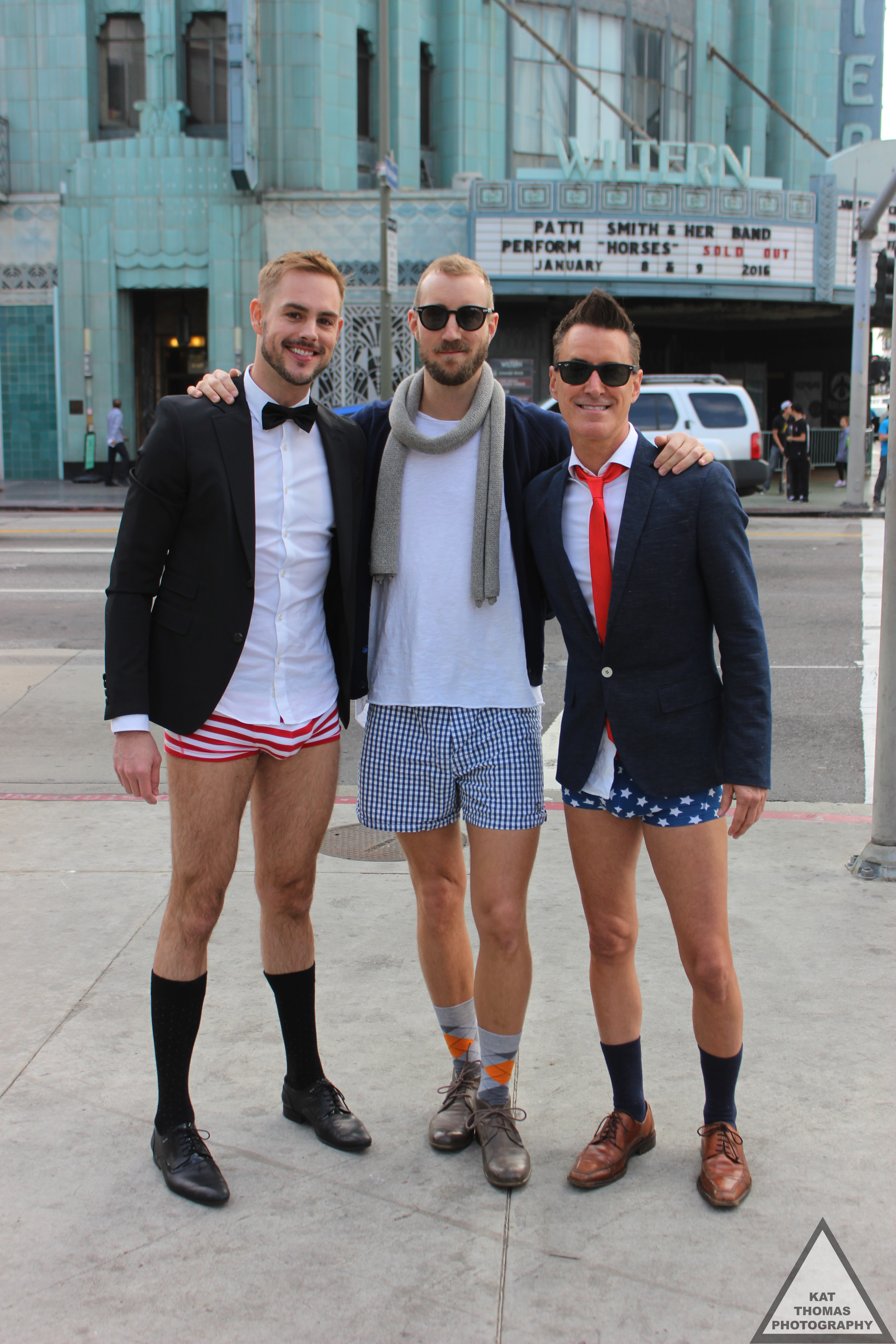 No Pants Day LA