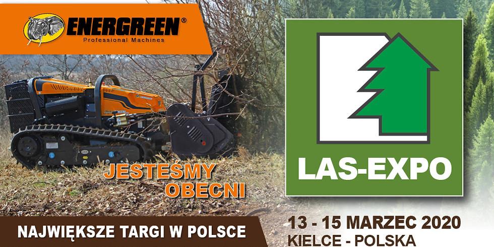 Odwołane targi Las-Expo / Agrotech