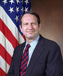 Former CIA director Dr. John Mark Deutch - Member of Distinction and Honor.