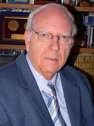 Dr. Efraim Halevi - former Mossad Director.