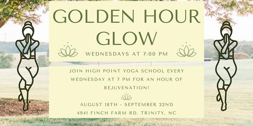 Golden Hour Glow Yoga