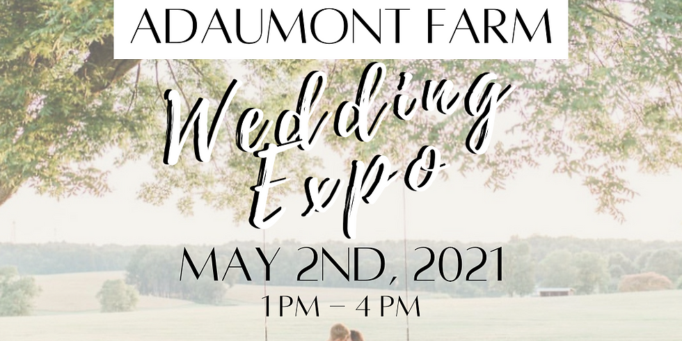Adaumont Farm Wedding Expo