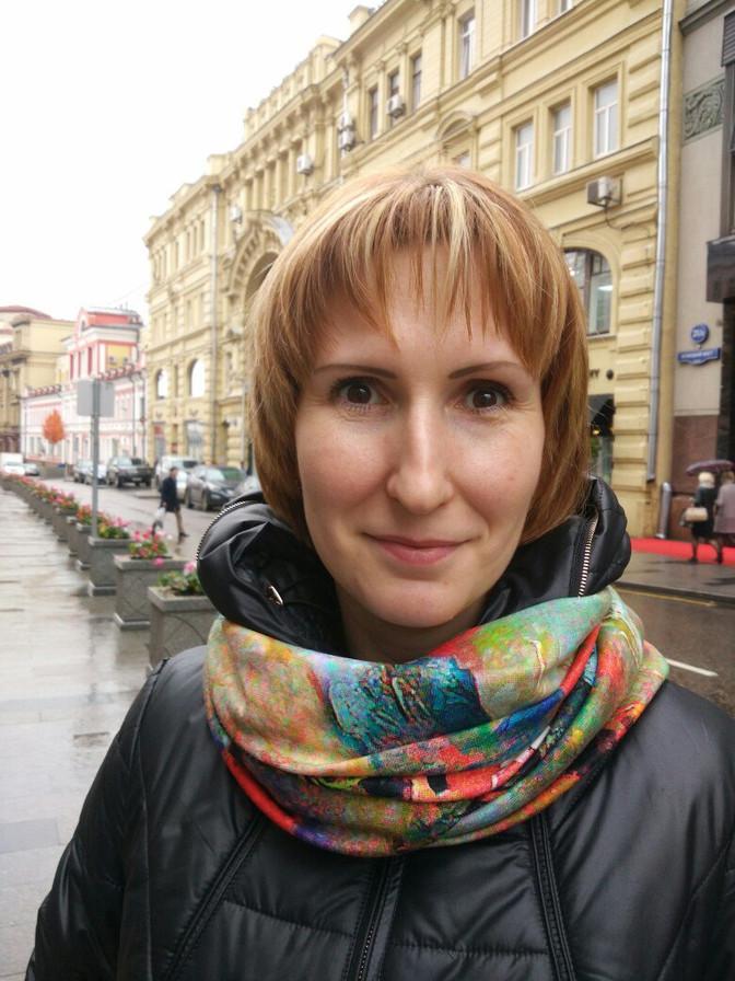 3-е место. Светлана Полежаева, Челябинская область.