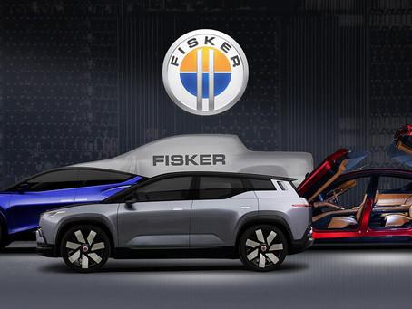 Fisker & Foxconn Hype.