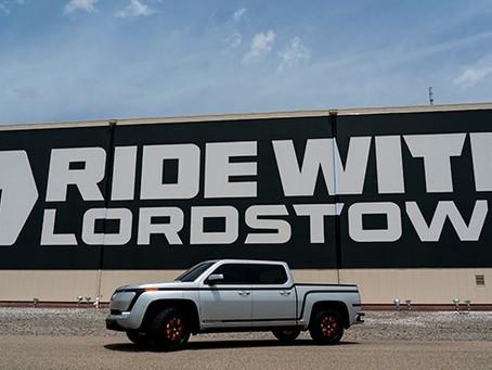 Insider selling at Lordstown Motors