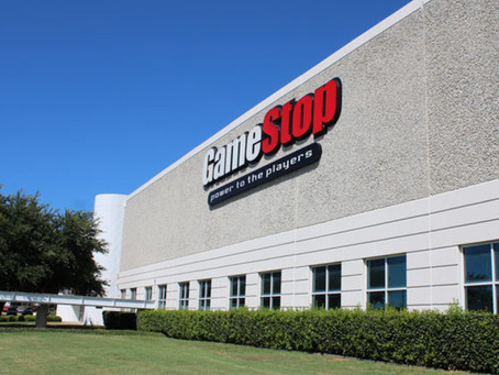 GameStop is Leasing Amazon-sized fulfillment centers