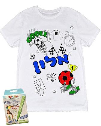 חולצת צביעה