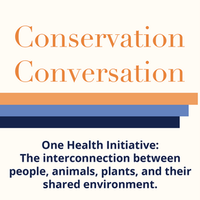 Conservation Conversation: May 6th