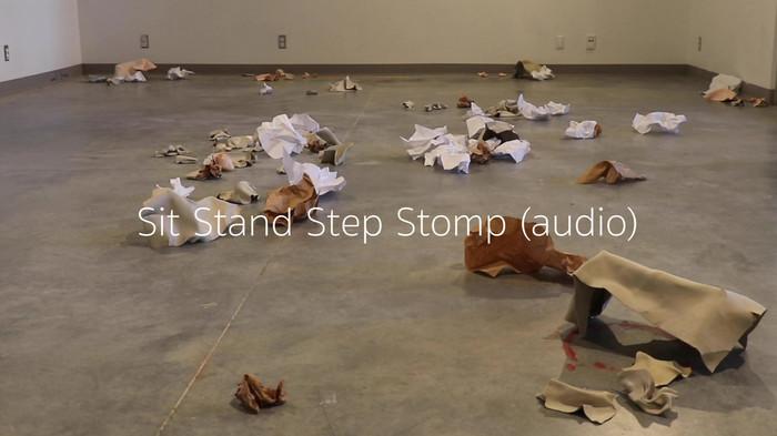 Sit Stand Step Stomp (audio)