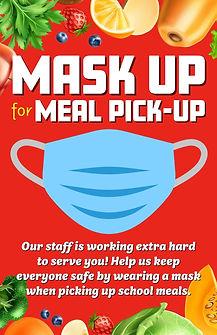 Mask Up for Meal pickup flyer.JPG
