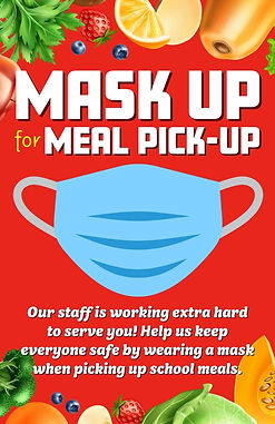 Mask Up for Meal pickup flyer.JPG