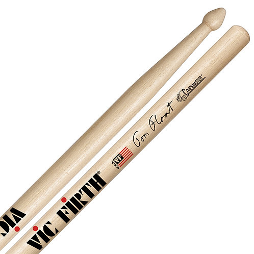 Vic Firth STF Tom Float Corpsmaster Signature Marching Snare Sticks