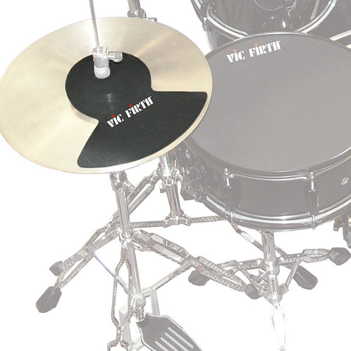 Vic Firth Individual Cymbal Mute Hi-Hat 13-14 in.
