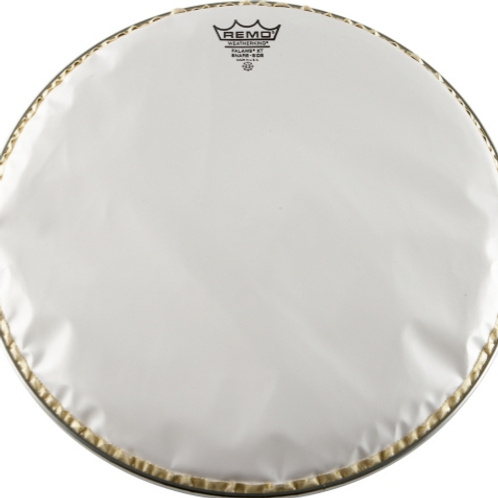 """Remo Falams XT Crimped Snare Side Drum Head Smooth White 14"""""""