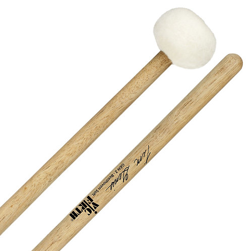 Vic Firth Tim Genis Beethoven Timpani Mallets Soft