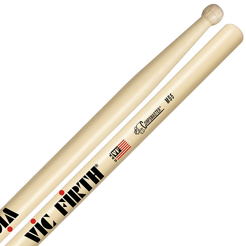 Vic Firth Corpsmaster MS5 Marching Snare Sticks