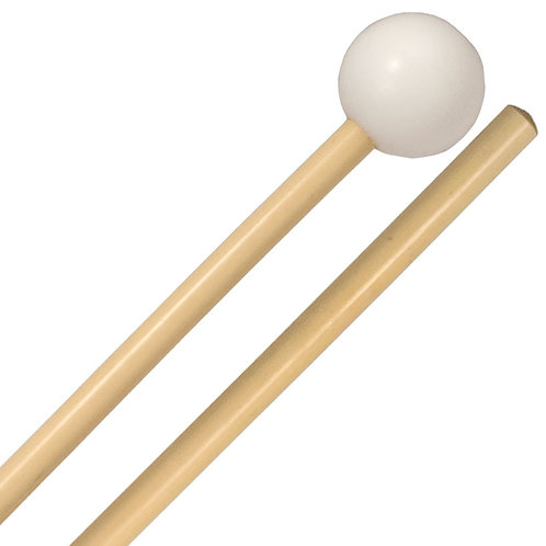 Vic Firth Orchestral Series Xylophone Mallets Medium Hard Teflon