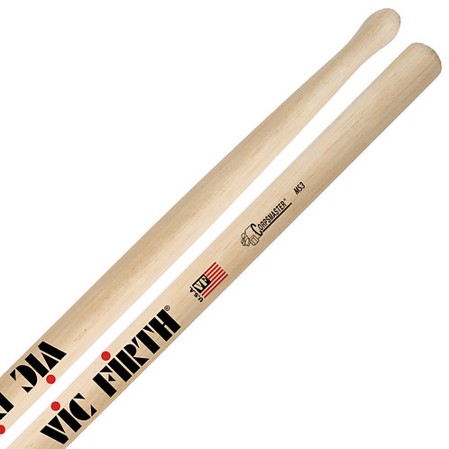 Vic Firth Corpsmaster MS3 Marching Snare Sticks