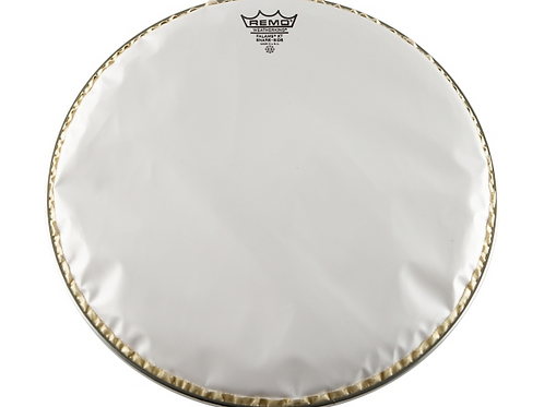 """Remo Falams XT Crimped Snare Side Drum Head Smooth White 13"""""""