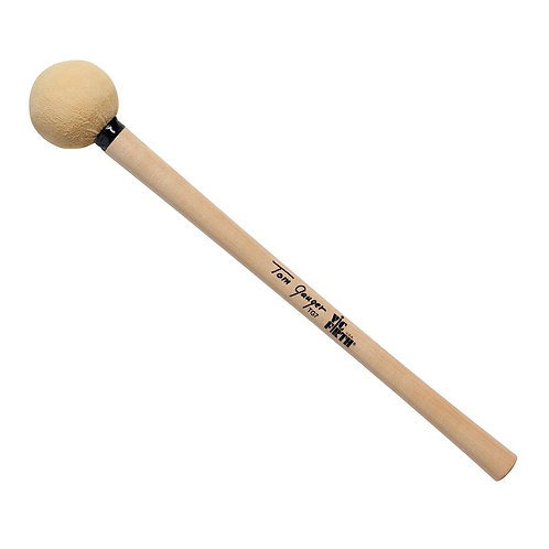 Vic Firth Tom Gauger TG07 Bass Drum Mallets - Ultra Staccato