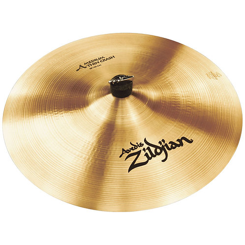 "Zildjian A Medium-Thin Crash Cymbal 18"""