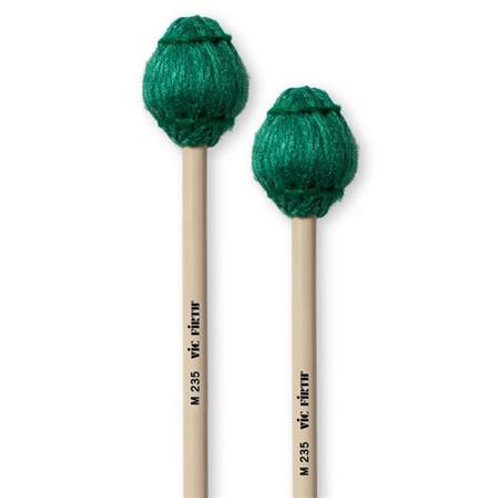 Vic Firth Corpsmaster Max-Projection M235 Hard Vibraphone Mallets