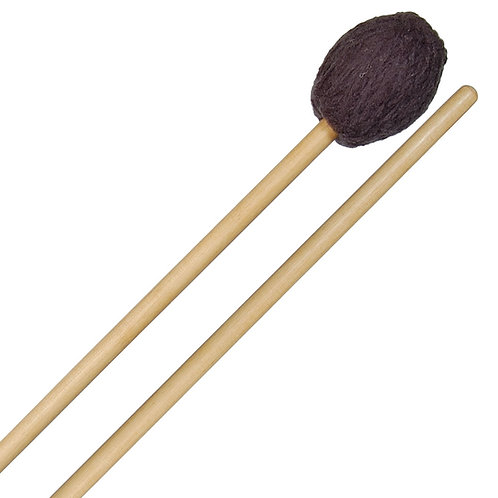Vic Firth Robert Van Sice Rubber Core Keyboard Mallets Medium