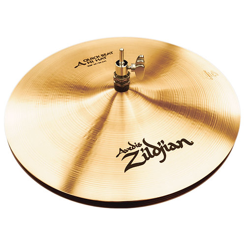 "Zildjian A Quick Beat Hi-Hat Pair 14"""