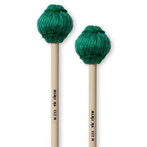 Vic Firth Corpsmaster Max-Projection M233 Soft Vibraphone Mallets