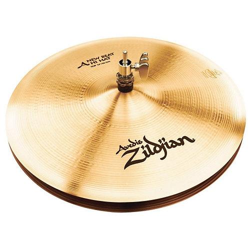 "Zildjian A New Beat Hi-Hat Cymbal Pair 14"""