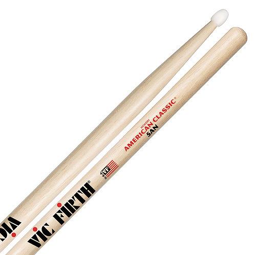 Vic Firth American Class 5AN Drumsticks - Nylon Tip