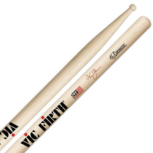 Vic Firth STH3 Thom Hannum Piccolo Corpsmaster Signature Marching Snare Sticks