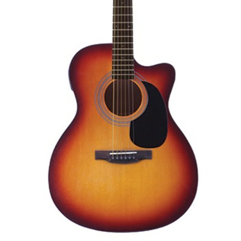 Laurel Canyon LA-100CESB Acoustic-Electric Guitar Sunburst