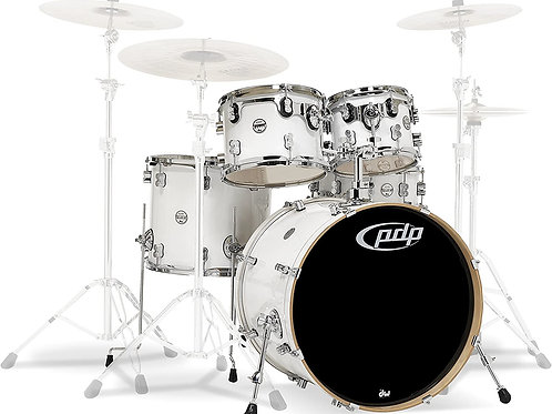 PDP Concept Maple 5-Piece Shell Pack Pearlescent White