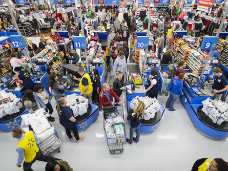Walmart will be closed on Thanksgiving for the first time in 30 years