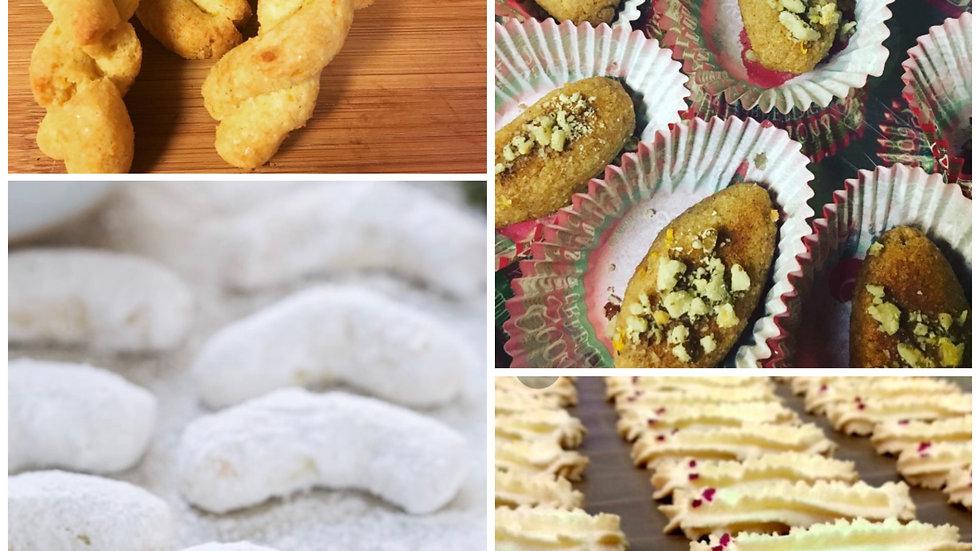 International Cookie Set