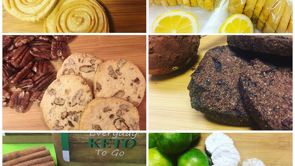 Cookie Sampler Sets