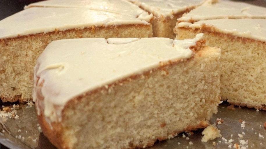 Vasilopita (Greek New Years Cake)
