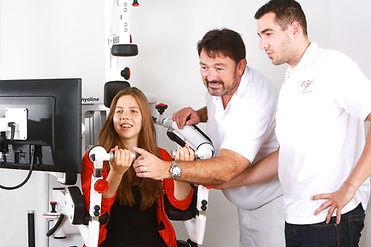 Muskelfunktionstest